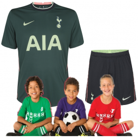 Kid's Tottenham Hotspur Away Suit 20/21(Customizable)