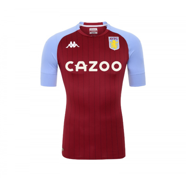 Aston Villa Home Jersey 20/21 (Customizable)