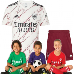 Kid's Arsenal Away Suit 20/21 (Customizable)