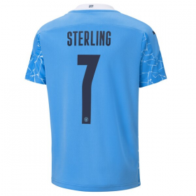 Manchester City  Jersey 20/21 Sterling 7