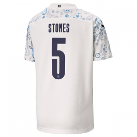 Manchester City Jersey 20/21 Stones 5