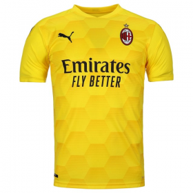 AC Milan Third goalkeeper Jersey 20/21 (Customizable)
