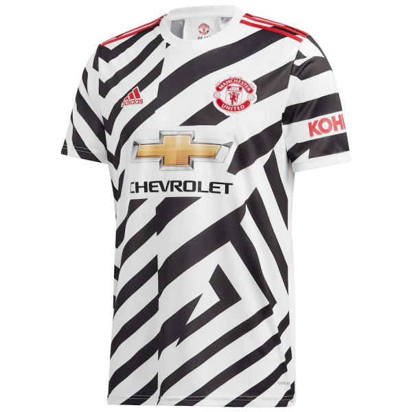 Manchester United Third Jersey 20/21 (Customizable)