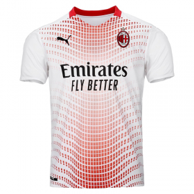 AC Milan Away Jersey 20/21 (Customizable)