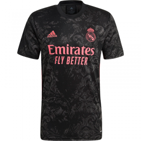 Real Madrid Third Jersey 20/21 (Customizable)