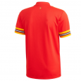 2020 Euro Cup Wales Home Jersey  (Customizable)