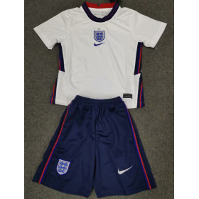 Kid's Euro Cup England Home Jersey 20/21 (Customizable)