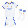 Kid's Real Madrid Home Suit 21/22 (Customizable)