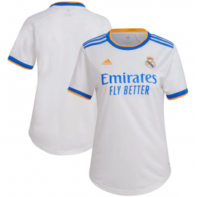 Real Madrid Women's  Home  Jersey 21/22 (Customizable)