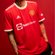 Manchester United Home Jersey 21/22 (Customizable)