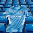 Manchester City Home Jersey 21/22 (Customizable)