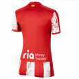 Atletico Madrid Women's Home Jersey 21/22(Customizable)