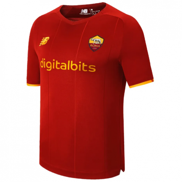 AS Roma Home Jersey 21/22 (Customizable)