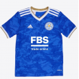 kid's Leicester City Home Jersey 21/22 (Customizable)