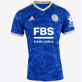 Leicester City Women's  Home  Jersey 21/22 (Customizable)