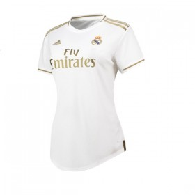 Real Madrid Women's Home Jersey 19/20 (Customizable)