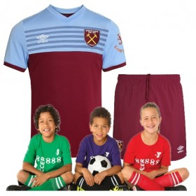kid's West Ham United Home Jersey 19/20 (Customizable)