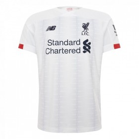 Liverpool Away Jersey 19/20 (Customizable)