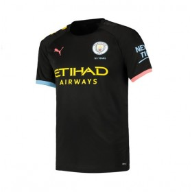 Manchester City Away Jersey 19/20 (Customizable)