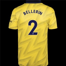 Arsenal Away Jersey 19/20 2#Bellerin