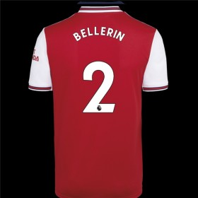 Arsenal Home Jersey 19/20 2#Bellerin
