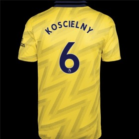 Arsenal Away Jersey 19/20 6#Koscielny