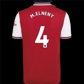 Arsenal Home Jersey 19/20 4#M.Elneny