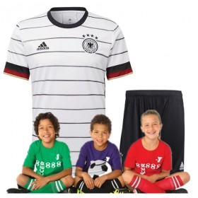 Kid's Euro Cup 2020 Germany home Jersey (Customizable)