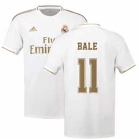 Real Madrid Home Jersey 19/20 #11 BALE