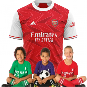 Kid's Arsenal Home Suit 20/21 (Customizable)