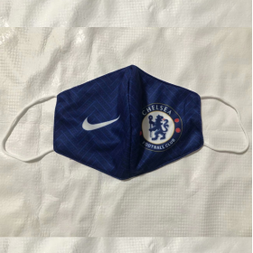 Chelsea Blue Face Mask