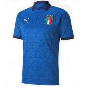 2020 Euro Cup Italy home jersey (Customizable)