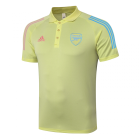 Arsenal POLO Shirts 20/21 Yellow