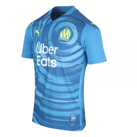 Olympique de Marseille Third Jersey 20/21 (Customizable)