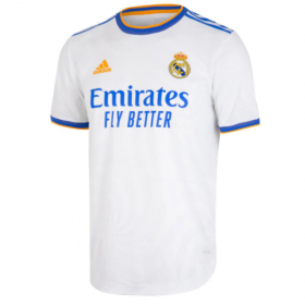 Real Madrid Player Version Home Jersey 21/22 (Customizable)