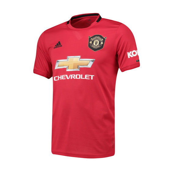 Manchester United Home Jersey 19/20 (Customizable)